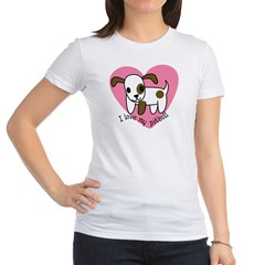 ilovemypitbull copy Jr. Jersey T-Shirt