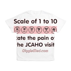 Pain o' JCAHO Men's All Over Print T-Shirt