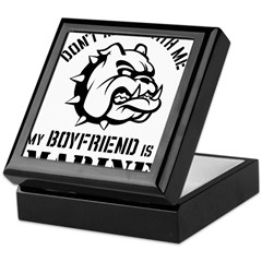 Marine Girlfriend Keepsake Box