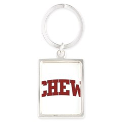 CHEW Design Portrait Keychain