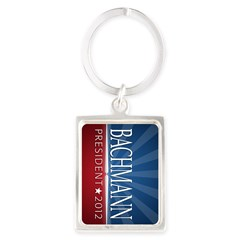 Bachmann - Ray of Hope Design Portrait Keychain