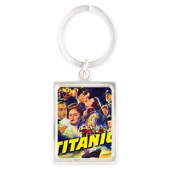 $9.99 Titanic Movie Portrait Keychain