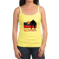Slovak Hockey Jr. Spaghetti Tank