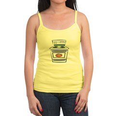 Bun in the Oven Jr. Spaghetti Tank