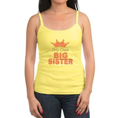 Only Child Big Sister Jr. Spaghetti Tank