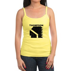 Thompson High Warriors Jr. Spaghetti Tank
