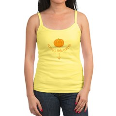 mommy's little pumpkin Jr. Spaghetti Tank