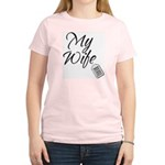 My Wife -- Priceless Women's Pink T-Shirt