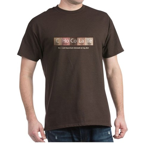 Chocolate Element T-Shirt