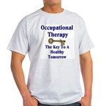 Occupational Therapy Ash Grey T-Shirt