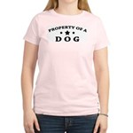 Property of Dog Women's Light T-Shirt