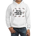 Dog Men's Hoodies