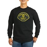 Sierra County Sheriff Long Sleeve Dark T-Shirt