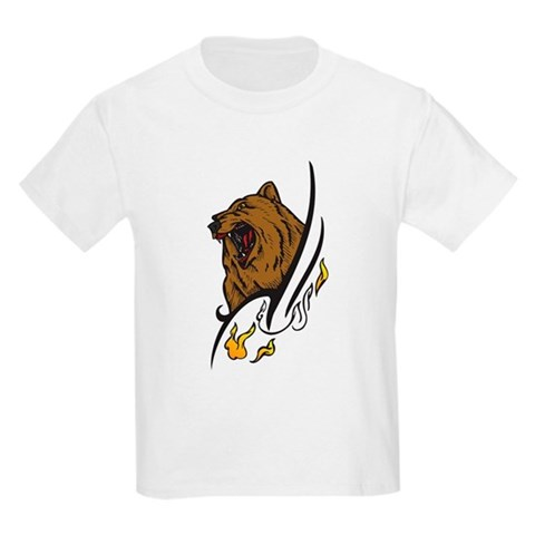 CafePress > T-shirts > Tattoo Bear T-Shirt. Tattoo Bear T-Shirt