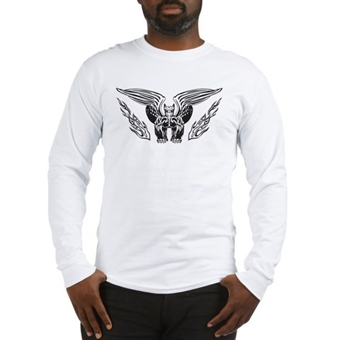 Griffin Tattoo Long Sleeve T-