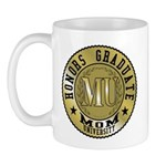 Mom University Honors Graduate Mug