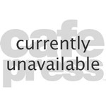 Baseball Style Swoosh Mom Teddy Bear