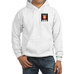 Out of this World Sci-Fi Mom Hooded Sweatshirt