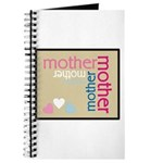 Mother Plaque with Hearts Mother's Journal