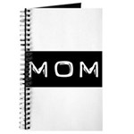 Dymo Black Label Me Mom Mother Journal