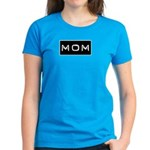 Dymo Black Label Me Mom Mother Women's Dark T-Shir