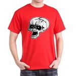 Screaming Skull Dark T-Shirt