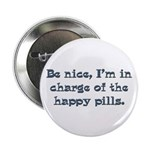 """Pharmacist nurse gifts 2.25"""" Button (100 pack)"""