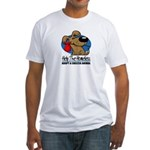 Homeless Pets Fitted T-Shirt
