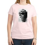 Plato Truth Reality Women's Pink T-Shirt