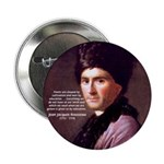 "Jean Jacques Rousseau: Education 2.25"" Button (10"