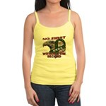 Conservative Second Amendment Jr. Spaghetti Tank