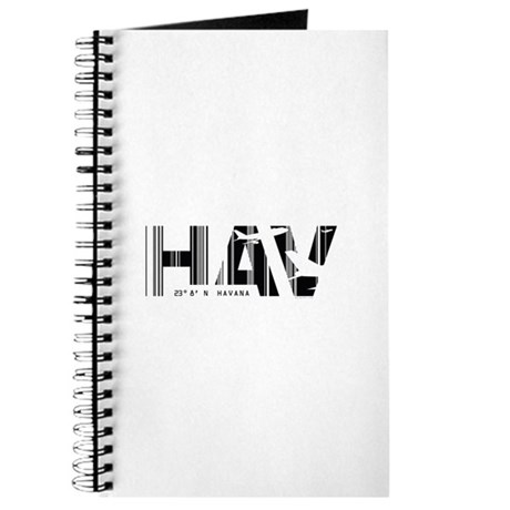 Havana Cuba HAV Air Wear Airport Journal