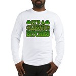 It's a Celebration Bitches Shamrock Long Sleeve T-
