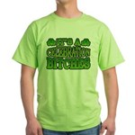 It's a Celebration Bitches Shamrock Green T-Shirt
