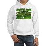 It's a Celebration Bitches Shamrock Hooded Sweatsh