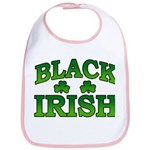 Once You go Irish You Never Go Back Bib