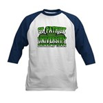 St. Patrick University Drinking Team Kids Baseball