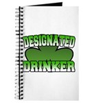 Designated Drinker Journal