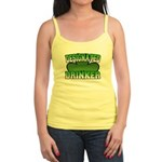 Designated Drinker Jr. Spaghetti Tank