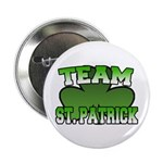 "Team St. Patrick 2.25"" Button"