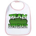 Team Leprechaun Bib