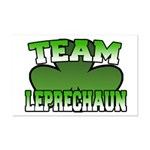 Team Leprechaun Mini Poster Print