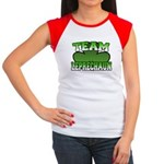 Team Leprechaun Women's Cap Sleeve T-Shirt