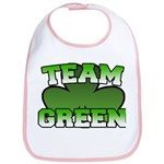 Team Green Bib