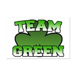 Team Green Mini Poster Print