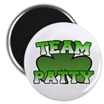 "Team Patty 2.25"" Magnet (10 pack)"