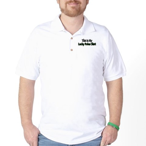 Golf Poker Shirt