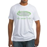 Occupational Therapist Fitted T-Shirt