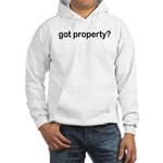 5th Amendment Hooded Sweatshirt