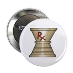 """Pharmacy Trophy 2.25"""" Button (100 pack)"""